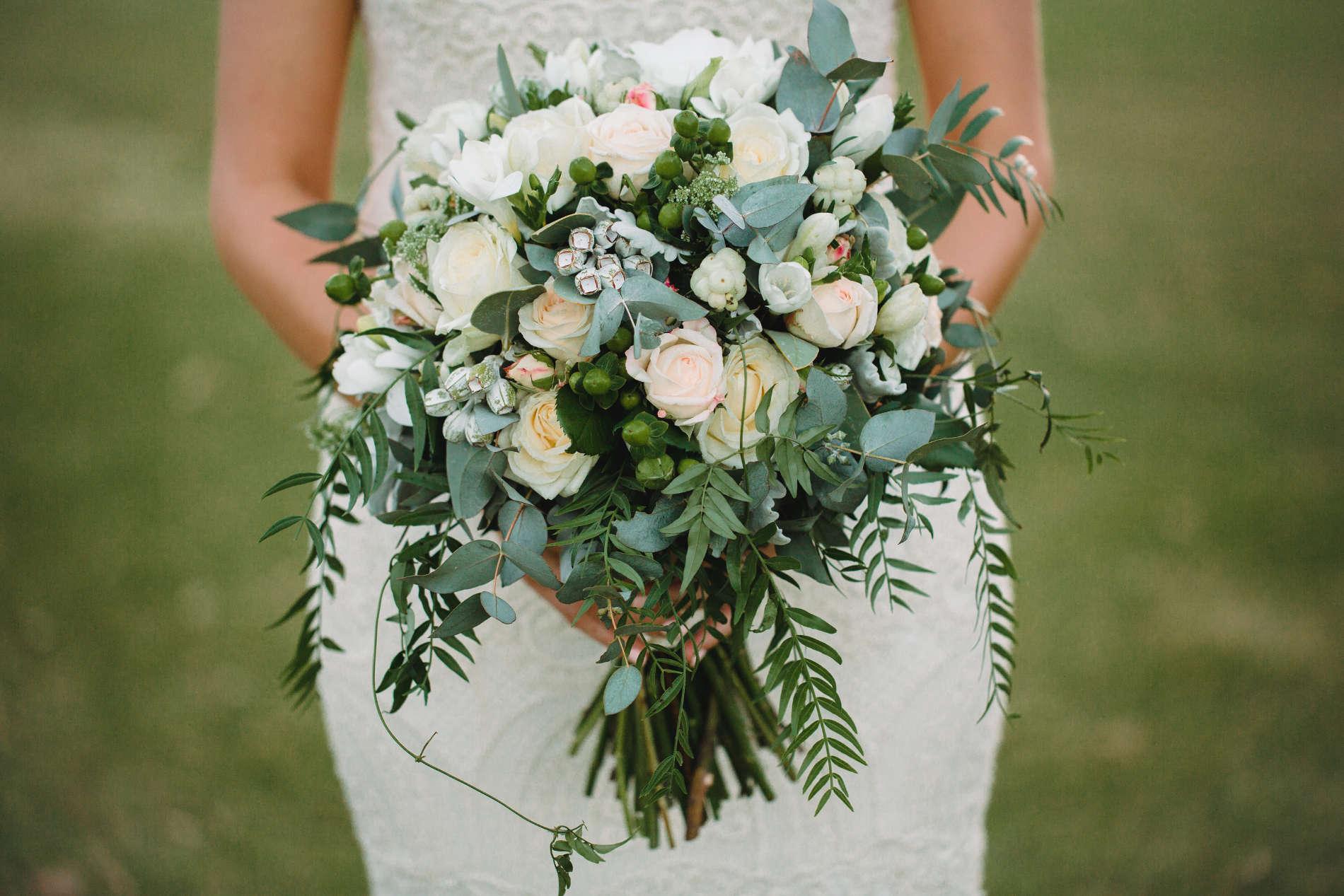 Wedding Flowers by Wildflower Mudgee Florist